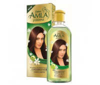 Масло для волос dabur amla - jasmine (coloured hair) 200мл