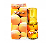 Арабские масляные духи  Zahra Apricot 3ml